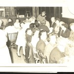 I.C.A. in parish hall 1960's
