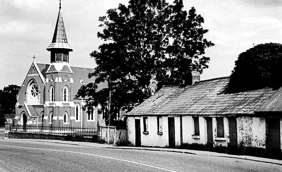 Donabate R.C. church. Courtesy of James Bannon