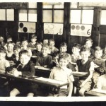 National school 1958