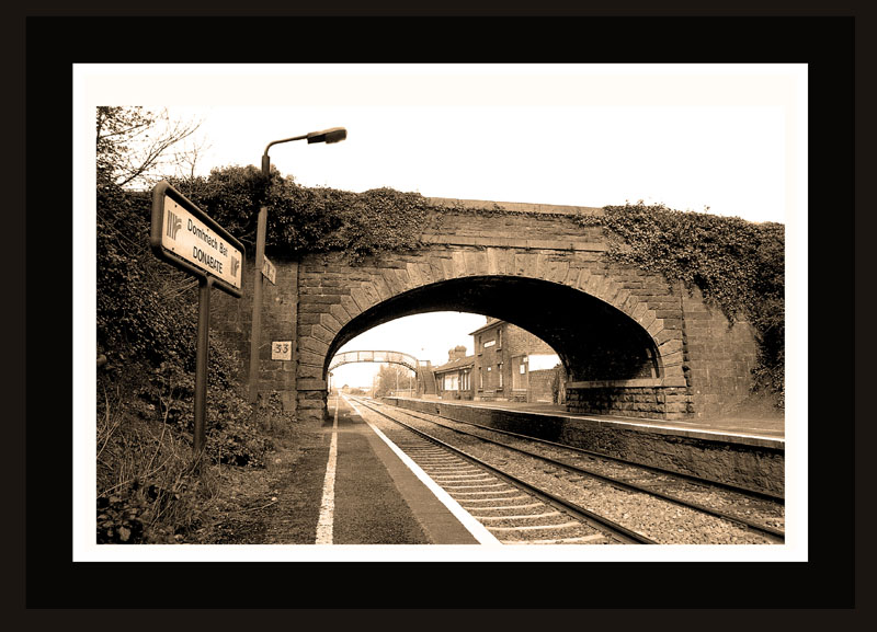 Old Railway Bridge. Courtesy of James Bannon