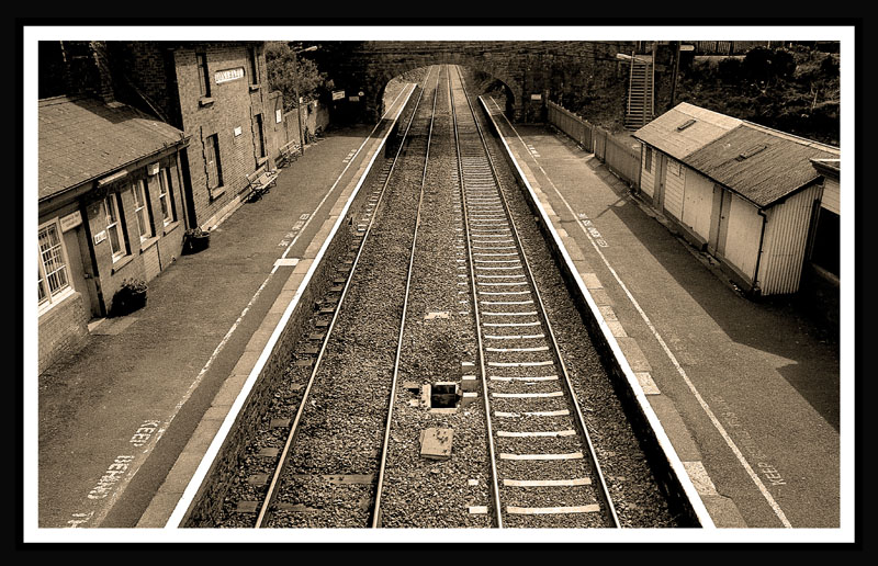 Station. Courtesy of James Bannon