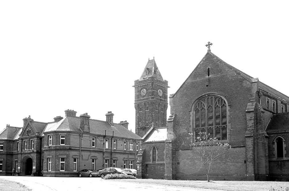 St. Ita's Hospital, Portrane. Courtesy of James Bannon